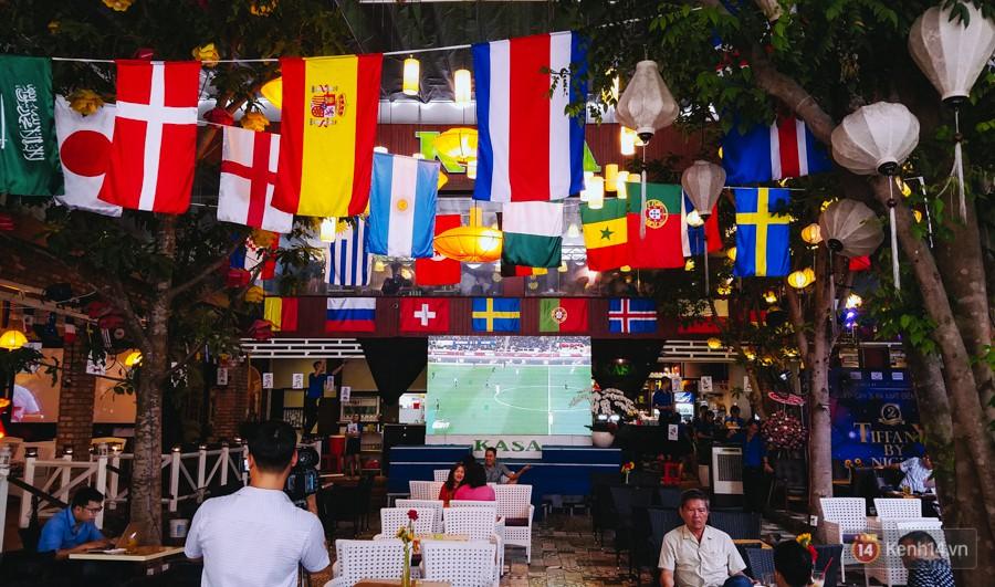 """Quán nhậu giảm giá, siêu thị ở Sài Gòn tung khuyến mãi """"ăn theo"""" mùa World Cup 2018 để hút khách - Ảnh 4."""