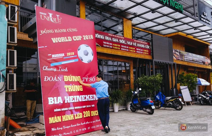 """Quán nhậu giảm giá, siêu thị ở Sài Gòn tung khuyến mãi """"ăn theo"""" mùa World Cup 2018 để hút khách - Ảnh 8."""