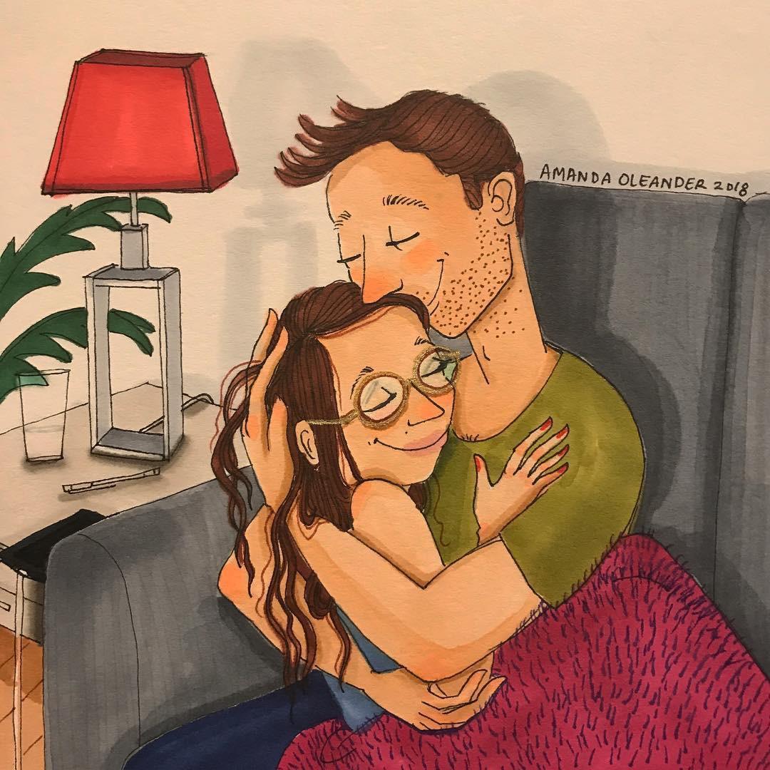 Hạnh phúc chẳng ở đâu xa, đó là những điều bé nhỏ, bình thường khiến ta thêm yêu mỗi ngày bên nhau - Ảnh 11.