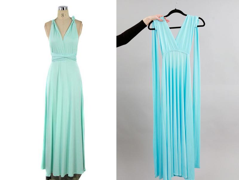 Trải nghiệm váy thần kỳ mặc được chục kiểu khác nhau: Đời không như là mơ - Ảnh 3.
