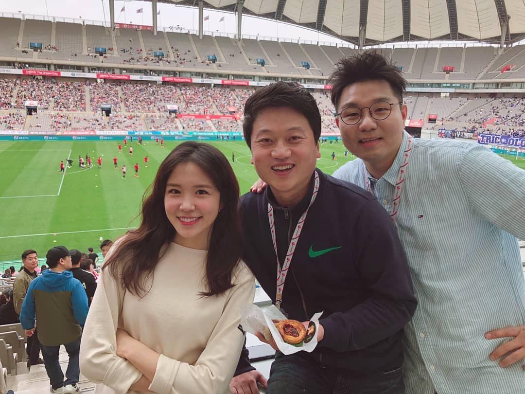 Nữ MC Hàn Quốc có nụ cười đổi đời tại World Cup 2014 giờ ra sao? - Ảnh 10.
