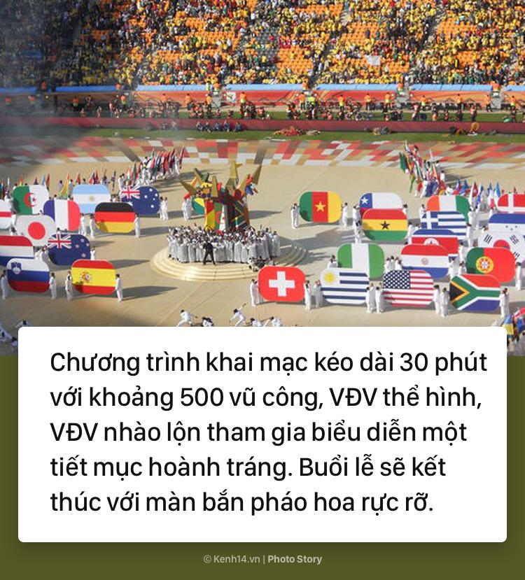 Lễ khai mạc World Cup 2018: Những điều thú vị đáng để chờ đợi- Ảnh 7.