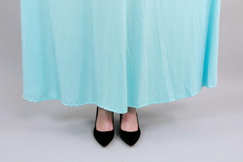 Trải nghiệm váy thần kỳ mặc được chục kiểu khác nhau: Đời không như là mơ - Ảnh 7.