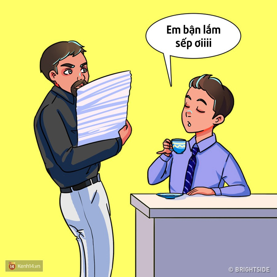 Muốn trở thành một nhân viên được sếp yêu mến, đừng bao giờ nói 10 câu này! - Ảnh 13.