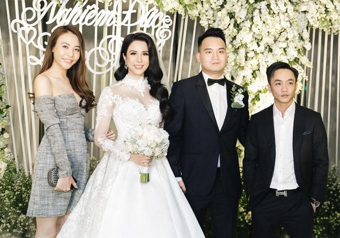 Những người đẹp Vbiz vướng nghi vấn mang bầu trước đám cưới - Ảnh 1.