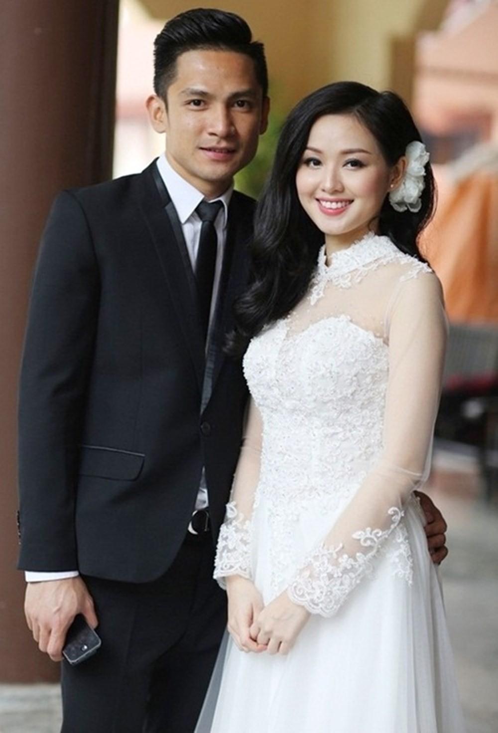 Những người đẹp Vbiz vướng nghi vấn mang bầu trước đám cưới - Ảnh 9.