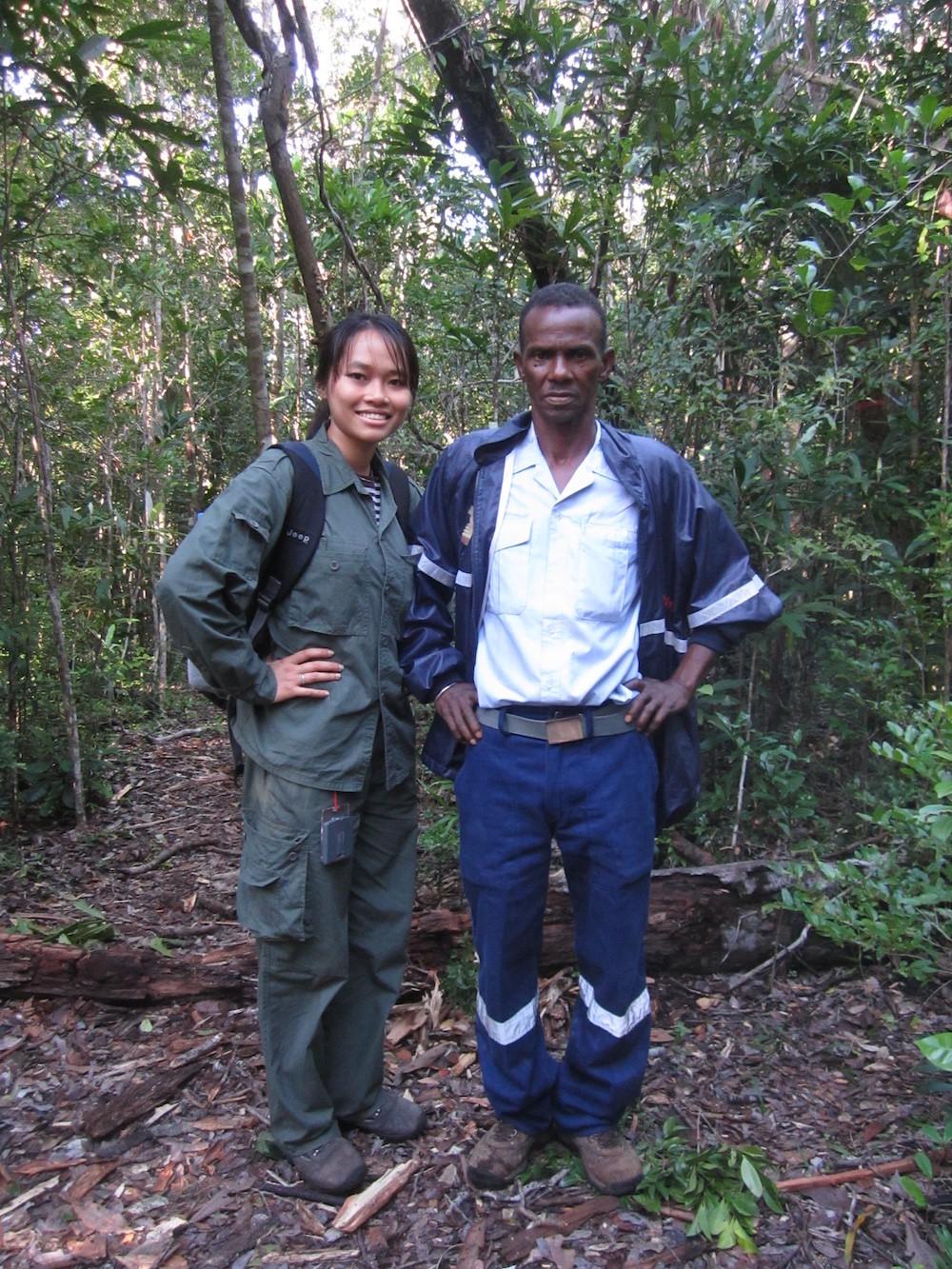 Cô gái tê giác Nguyễn Thị Thu Trang: Bảo tồn động vật hoang dã cũng chính là trực tiếp bảo vệ đồng loại của mình - Ảnh 6.