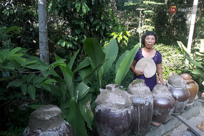 Cô giáo về hưu 15 năm sống trên ốc đảo ở Vĩnh Phúc: Không ra chợ, không biết bệnh tật và không cần đến tiền! - Ảnh 4.
