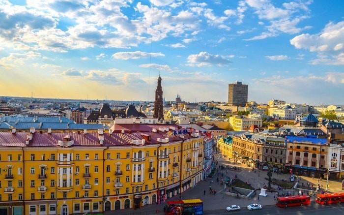 World Cup 2018: Khám phá 11 thành phố diễn ra các trận bóng World Cup - Ảnh 22.