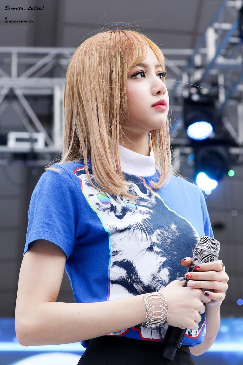 Chùm ảnh: Những công chúa, hoàng tử ngoại quốc của Kpop đẹp rực rỡ trên sân khấu (P.1) - Ảnh 13.