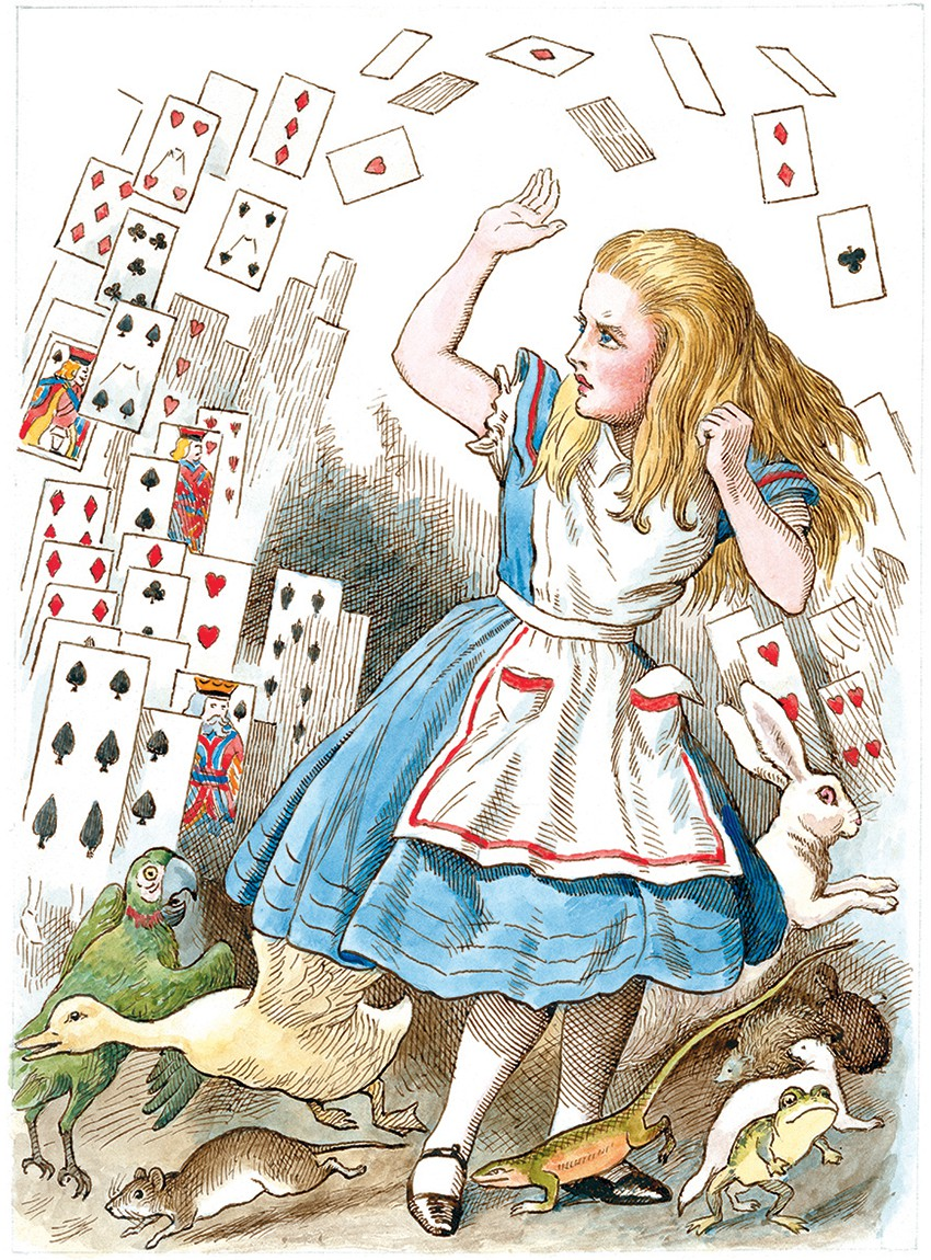 Alice ở xứ sở thần tiên: Câu chuyện trẻ em nhuốm màu đen tối và cuộc đời Alice ngoài đời thật khiến nhiều người ngỡ ngàng - Ảnh 2.