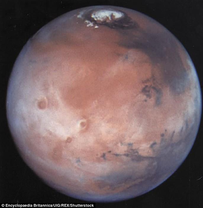 Sao Hỏa - ảnh: SHUTTERSTOCK