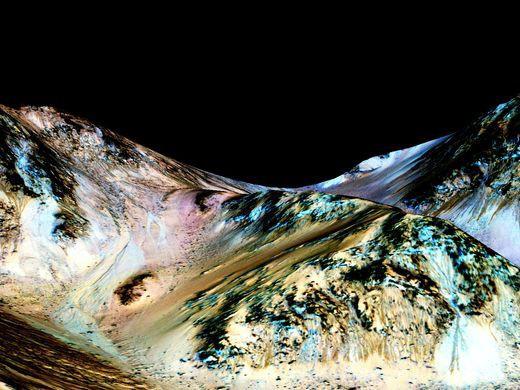 NASA tuyên bố: Con người có thể sống trên Sao Hỏa! - Ảnh 2.