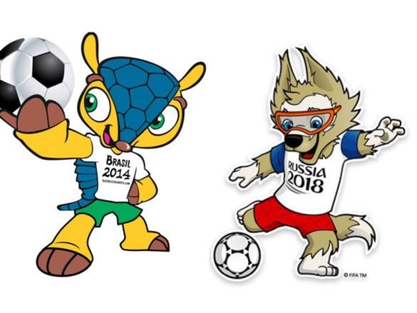 Sói Zabivaka - linh vật World Cup 2018 có gì đặc biệt khiến danh thủ Ronaldo không tiếc lời khen ngợi? - Ảnh 4.