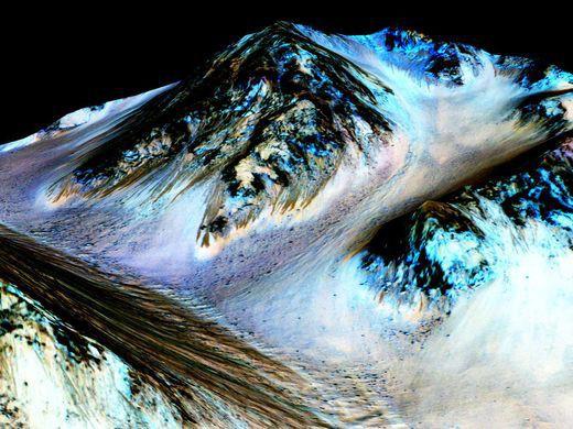 NASA tuyên bố: Con người có thể sống trên Sao Hỏa! - Ảnh 6.