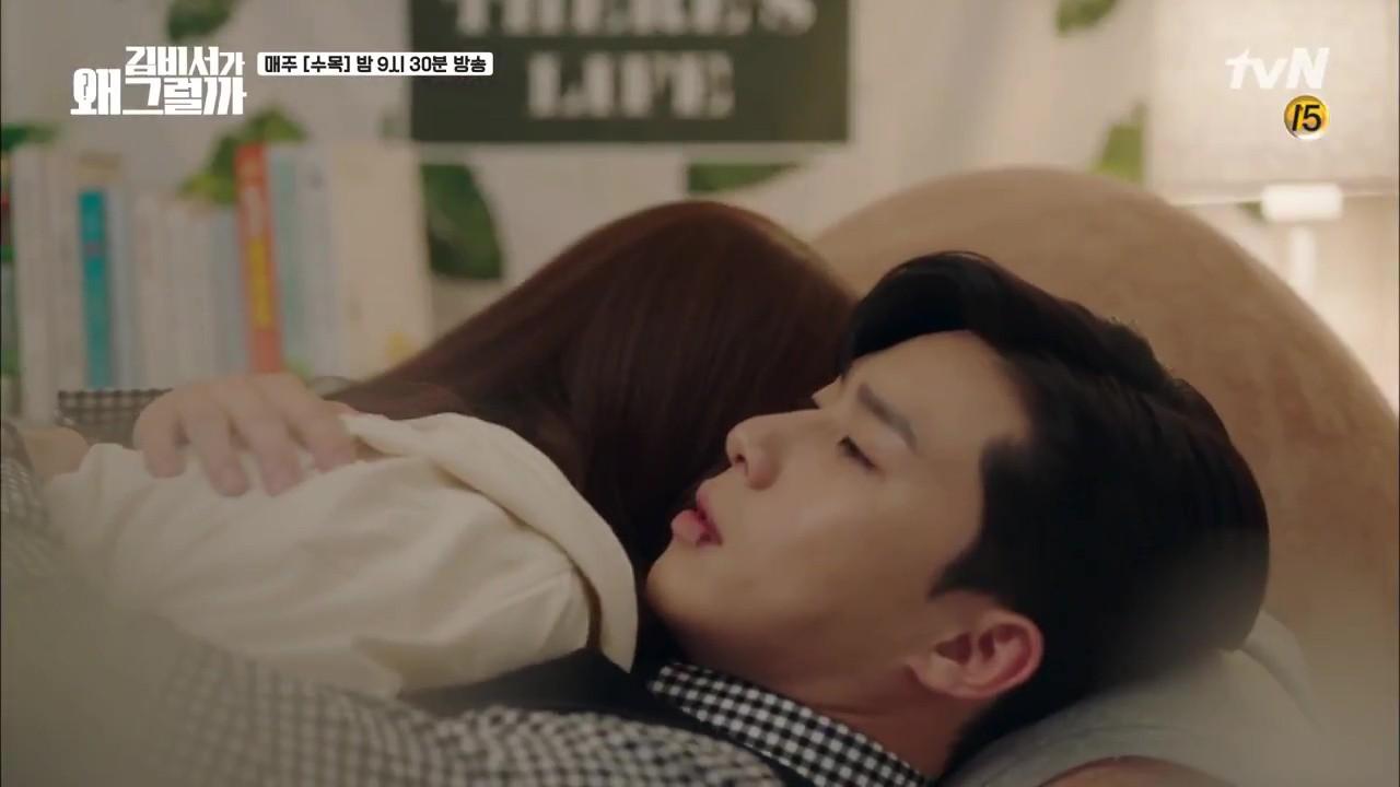 Park Seo Joon ôm chặt Park Min Young, tuyên bố một câu còn chấn động hơn cả cầu hôn - Ảnh 11.