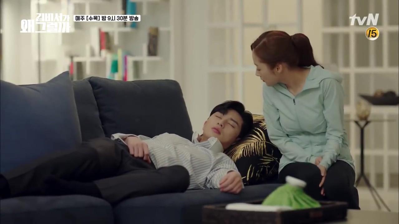 Park Seo Joon ôm chặt Park Min Young, tuyên bố một câu còn chấn động hơn cả cầu hôn - Ảnh 15.