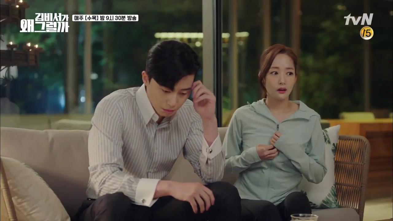 Park Seo Joon ôm chặt Park Min Young, tuyên bố một câu còn chấn động hơn cả cầu hôn - Ảnh 18.
