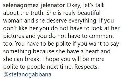 Dù có mặc váy của Dolce&Gabbana thì Selena Gomez vẫn bị Stefano Gabbana - NTK của hãng chê bai như thường - Ảnh 6.