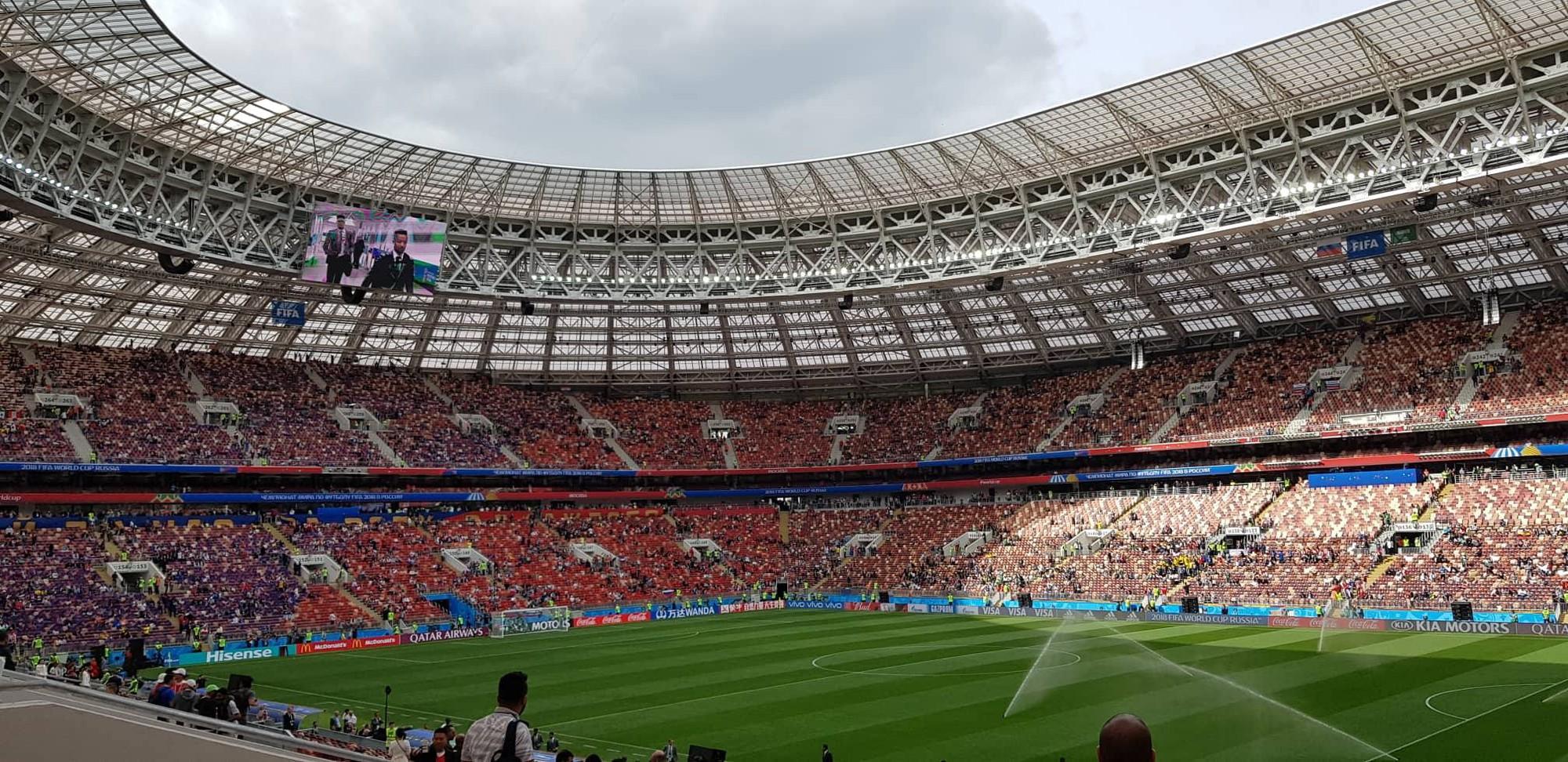 Du học sinh Việt tại Nga đang khiến bạn bè ở quê nhà ghen tỵ vì được đến tận nơi xem World Cup 2018 - Ảnh 3.