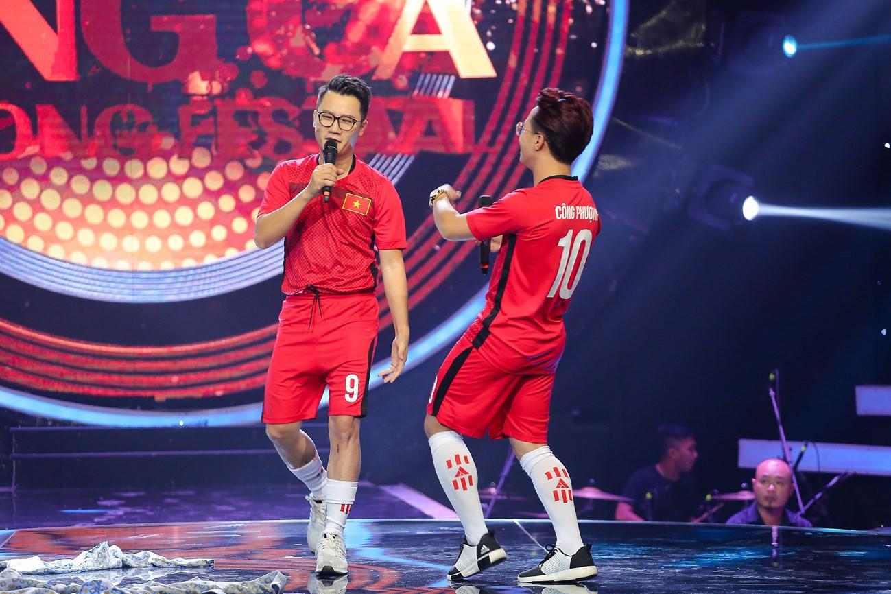 Là fan cuồng của bóng đá, những sao Việt này hẳn sẽ đứng ngồi không yên khi World Cup đang đến gần! - Ảnh 16.