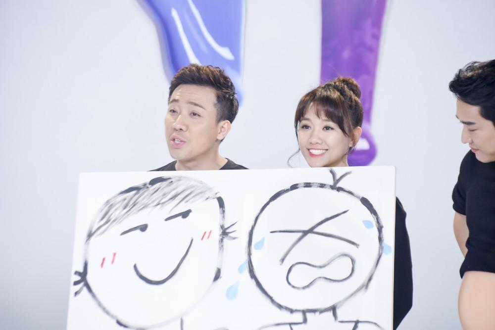 Trấn Thành - Hari Won: Mặc dù vợ chồng chúng em ngu nhưng không phải vô dụng - Ảnh 3.