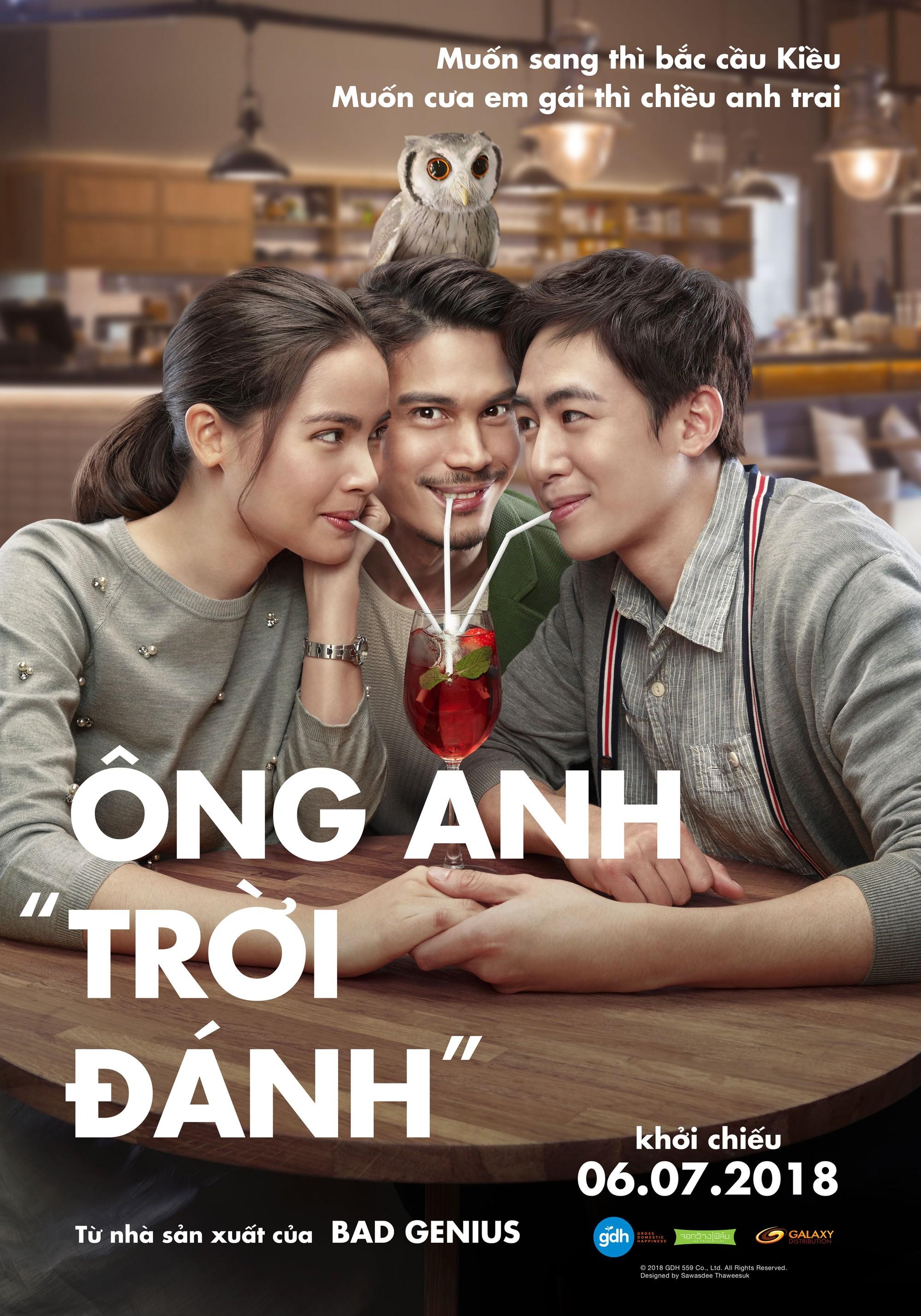 Ông Anh Trời Đánh - siêu phẩm Thái Lan thành công hơn cả Bad Genius sắp cập bến Việt Nam - Ảnh 1.