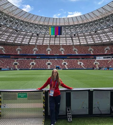 Người hâm mộ trên khắp thế giới hào hứng chờ đón khai mạc World Cup 2018 - Ảnh 19.
