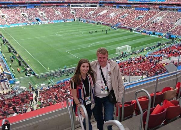 Người hâm mộ trên khắp thế giới hào hứng chờ đón khai mạc World Cup 2018 - Ảnh 20.