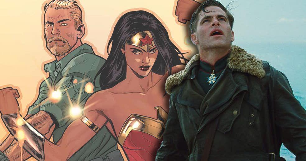 Người yêu Wonder Woman đội mồ sống dậy ở phần tiếp theo? - Ảnh 3.
