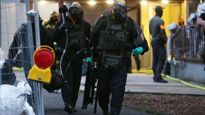 Đức bắt giữ nghi phạm người Tunisia âm mưu tấn công bằng chất độc - Ảnh 1.