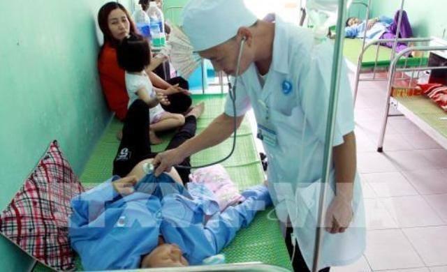 Thái Bình: 50 người bị ngộ độc sau khi ăn tiết canh lợn rừng - Ảnh 1.