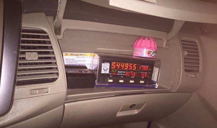 Đã tìm ra chuyến taxi với giá cước khủng hơn cả hành trình 3.850km khứ hồi từ An Giang ra Hà Nội hết 49 triệu tiền cước - Ảnh 2.