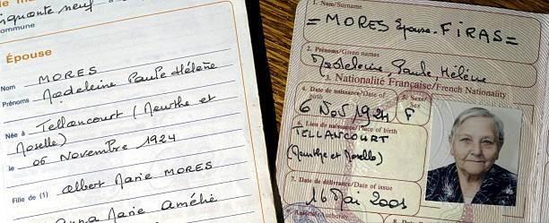 Vụ án bí ẩn 2 bà lão có chung một danh tính suốt 80 năm khiến cảnh sát Pháp không thể giải quyết nổi - Ảnh 3.