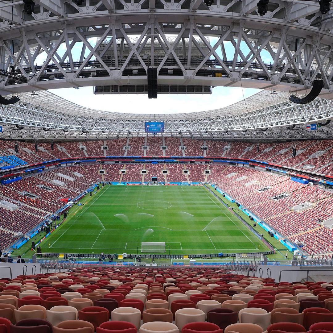 Người hâm mộ trên khắp thế giới hào hứng chờ đón khai mạc World Cup 2018 - Ảnh 15.