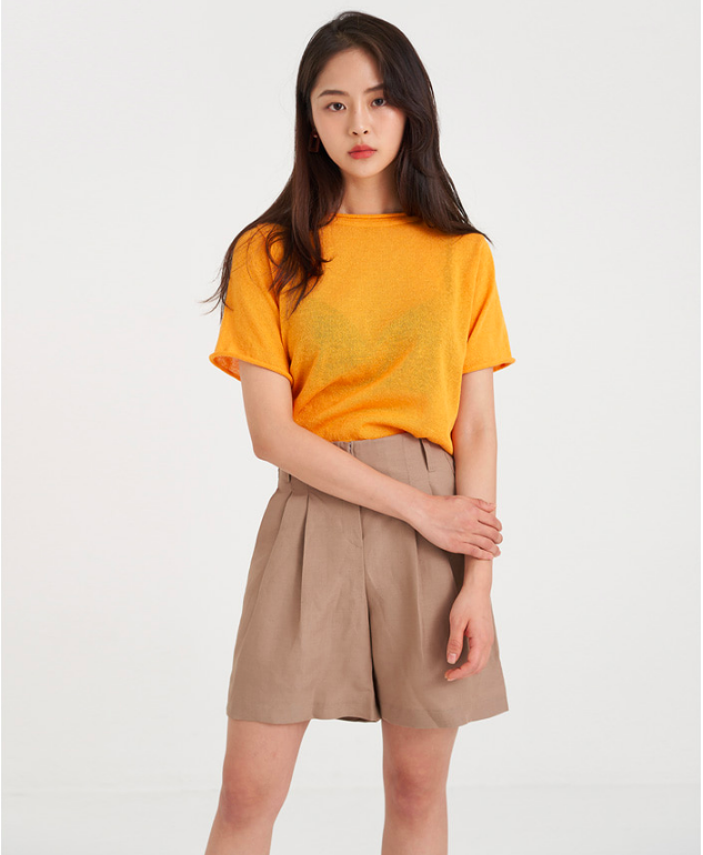"""""""Quần shorts của mẹ"""" - mốt quần mới năm nay đảm bảo mặc mát và hoàn toàn có thể diện tới sở làm - Ảnh 16."""