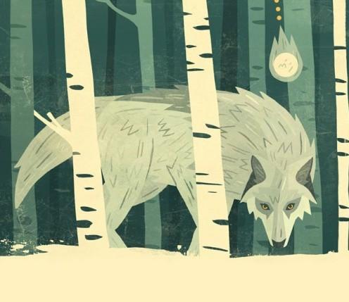 Đằng sau chú sói Zabivaka là cả một bầu trời thần thoại mà ai trót yêu nước Nga đều biết đến - Ảnh 4.