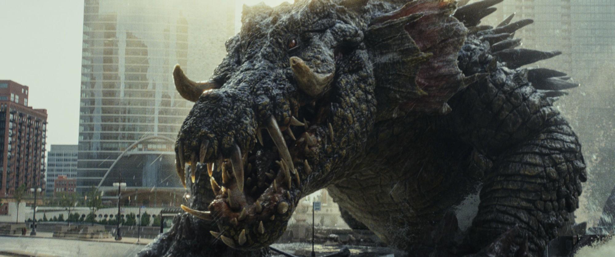 Nín thở với 10 cảnh quái vật khổng lồ chiến đấu ấn tượng trên màn ảnh rộng - Ảnh 9.