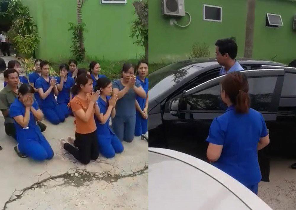 Các cô giáo quỳ xin đừng đóng cửa cơ sở mầm non: Đại diện nhà trường khẳng định là hành động bột phát, xuất phát từ tình cảm cá nhân - Ảnh 1.