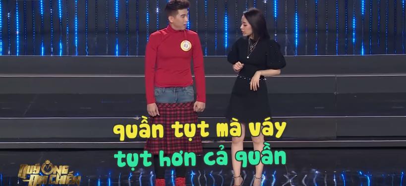 Bị thắc mắc về style váy tụt, đây là câu trả lời hài hước của Chi Pu! - Ảnh 4.