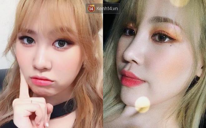 Sau thảm họa thẩm mỹ Kpop Namjoo, thêm một sao nữ nhà JYP gây sốc vì dao kéo đến mức khó lòng nhận ra - Ảnh 6.