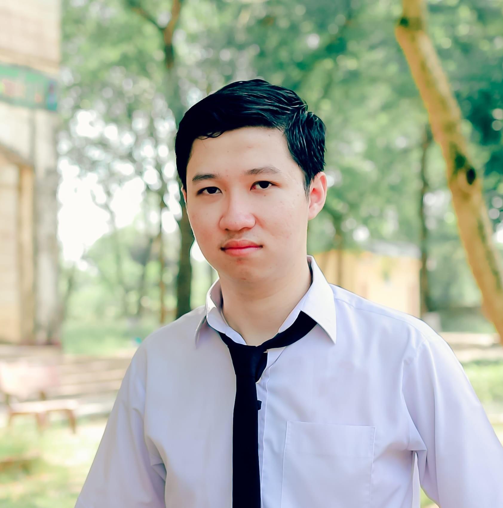 Cậu bé Google Phan Đăng Nhật Minh chuẩn bị tham gia kỳ thi THPT Quốc gia - Ảnh 1.