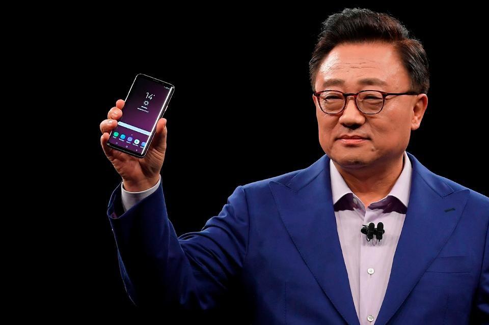Galaxy S10 sẽ có thiết kế mang tính cách mạng - Ảnh 2.