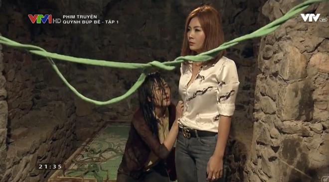 Quỳnh Búp Bê mở màn ấn tượng trong cảnh tra tấn trần trụi với đề tài mại dâm - Ảnh 9.