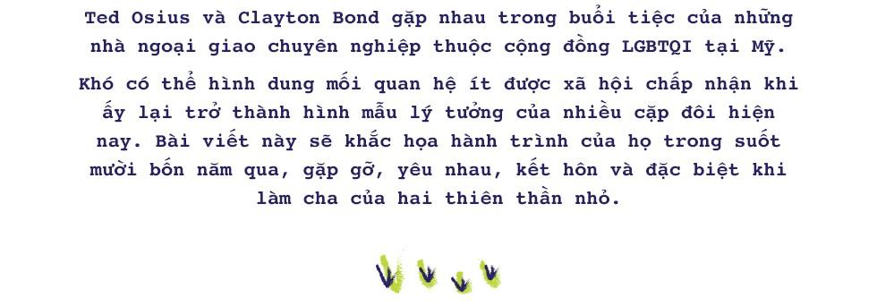 Nhà mình có Dada và Papa: Tổ ấm đặc biệt của 2 ông bố đồng tính giữa Sài Gòn! - Ảnh 1.
