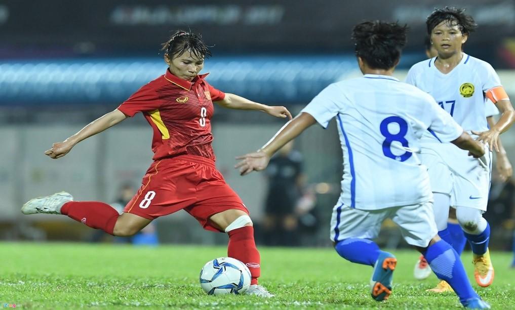Nguyễn Thị Liễu: Vượt qua biến cố, trở thành người hùng của bóng đá Việt Nam - Ảnh 4.