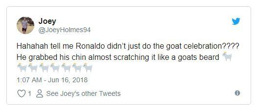Ngộ nghĩnh khoảnh khắc Ronaldo vuốt râu ăn mừng: Đây là chiến thư CR7 gửi tới Messi? - Ảnh 5.