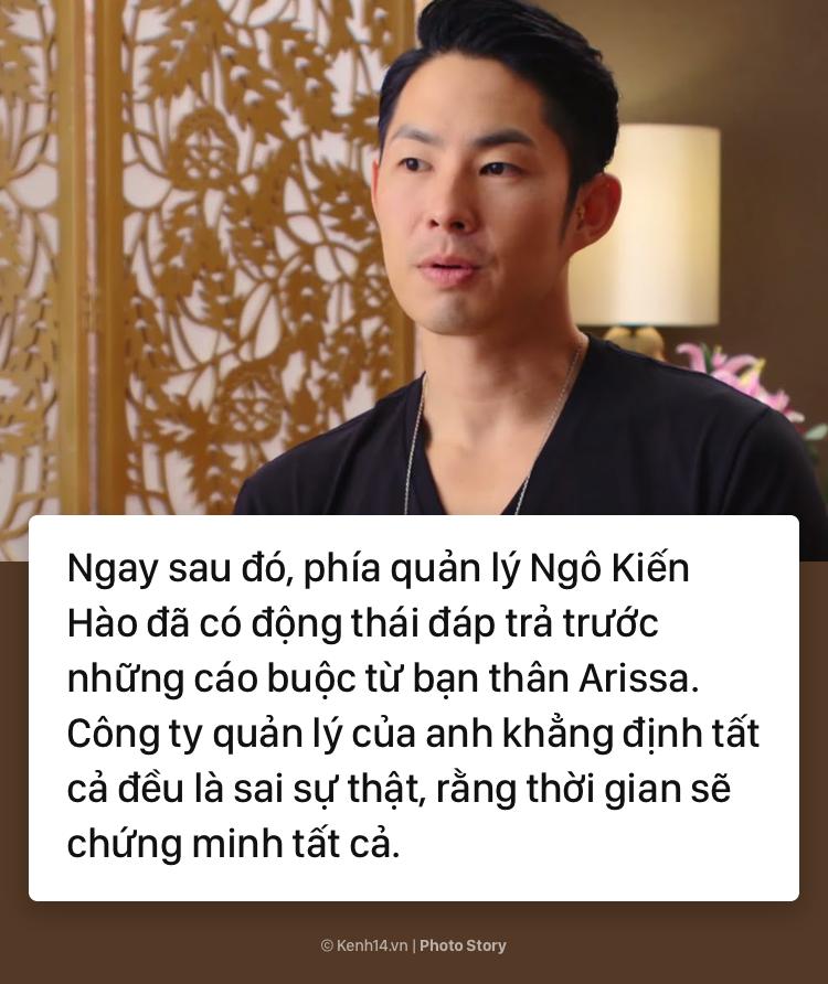 Toàn cảnh vụ ly hôn đình đám, tốn nhiều giấy mực của báo chí giữa Ngô Kiến Hào (F4) và người vợ triệu đô Arissa Cheo - Ảnh 9.