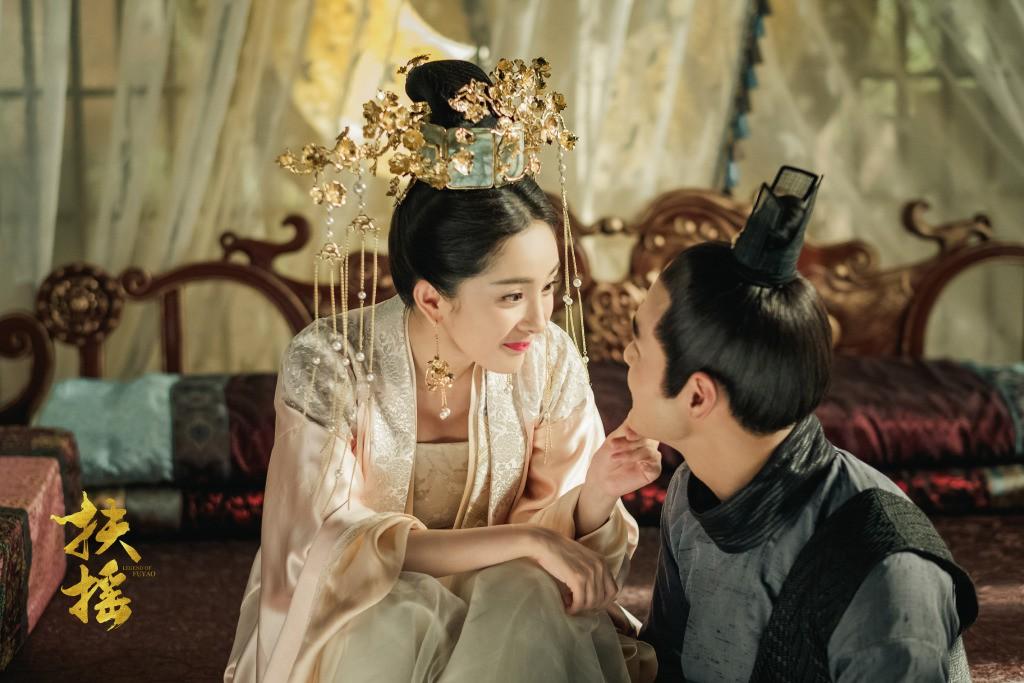 Dương Mịch bị hãm hại trong phim Phù Dao hoàng hậu