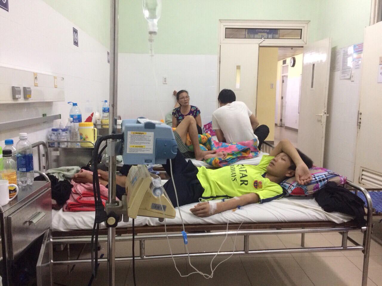 Gia cảnh khó khăn của nam sinh 15 tuổi được nhận quả tim xuyên Việt từ bệnh nhân chết não 7